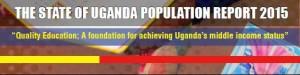 THE 2015 STATE OF UGANDA POPULATION REPORT
